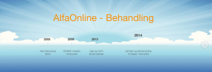 Alfa-Fredensborg - Online behandlingsprojekt